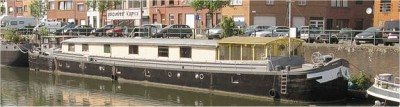 Poezenboot Caprice in Gent